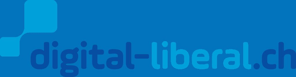 Logo: digital-liberal.ch