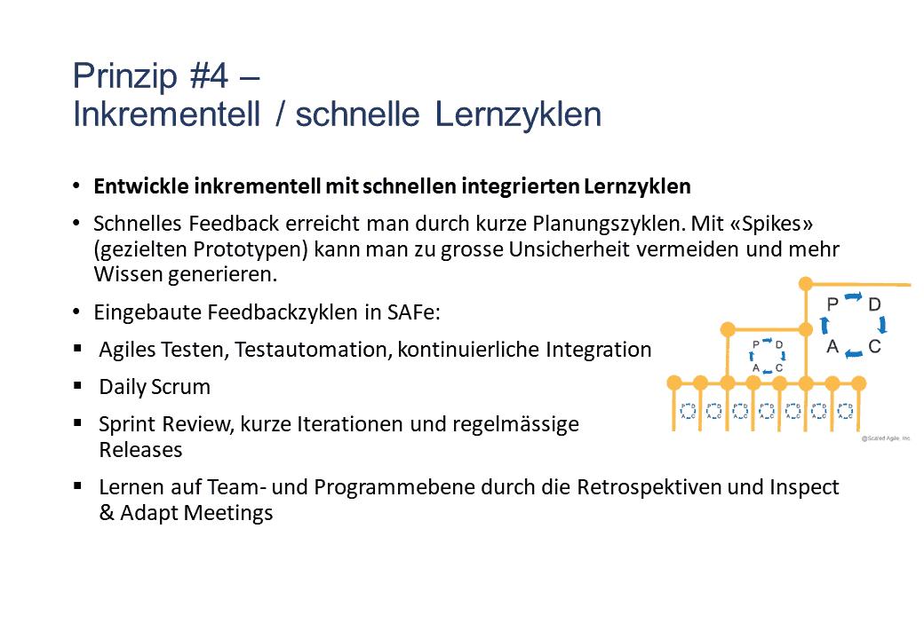 SAFe Prinzip 04