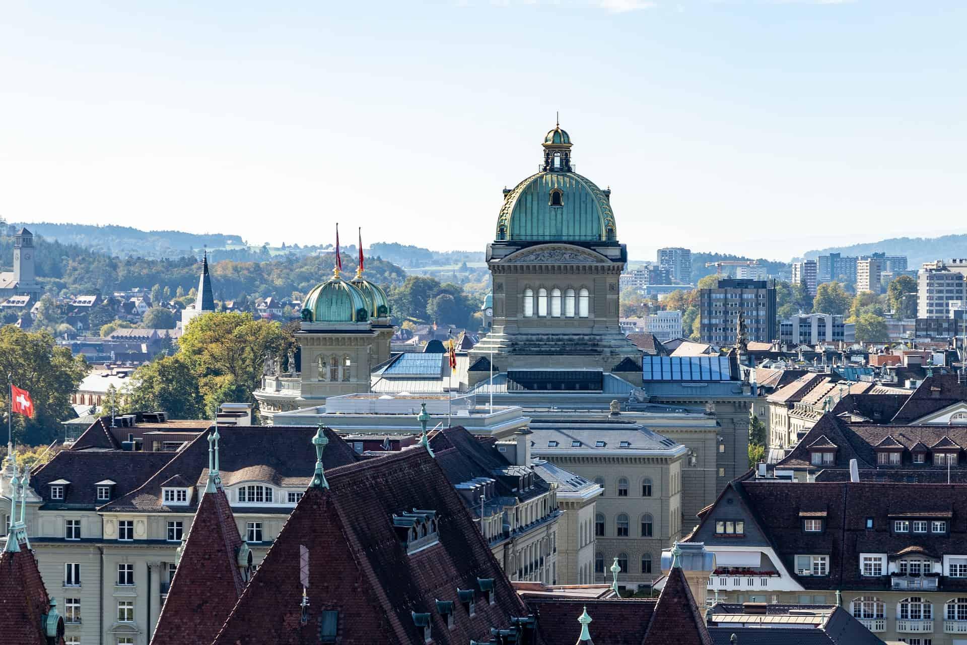 Der Halbkanton «Bern-Stadt»