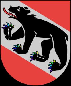 Wappen: Halbkanton Bern-Stadt LGBT-freundlich